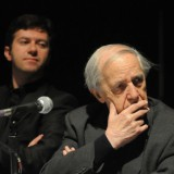 With Pierre Boulez, New York, March 2010